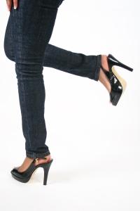 kicking up heels